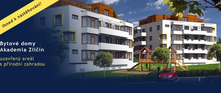 Bytové domy Akademia Zličín